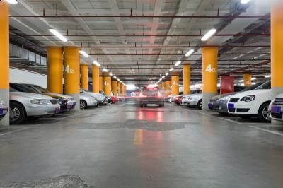 System parkingowy Unicard